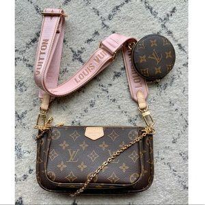 Louis Vuitton Multi Pouchette Accessories!